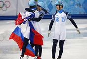 Виктор Ан, Семен Елистратов и Владимир Григорьев