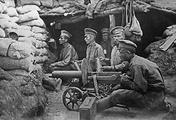 Первая Мировая война, 1914 г.