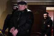Александр Реймер в Пресненском суде, 31 марта 2015 года