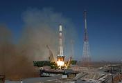 """Запуск ракеты """"Союз-2.1а"""""""