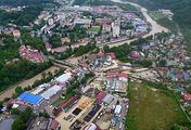 Последствия наводнения в Сочи, 25  июня 2015 года
