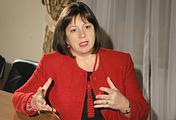 Министр финансов Украины Наталия Яресько