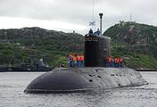 """Подводная лодка """"Калуга"""""""