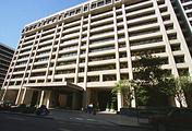 Здание МВФ в Вашингтоне