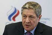 Председатель Временного координационного комитета Олимпийского комитета России Геннадий Алешин