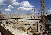 """Строительство футбольного стадиона """"Волгоград Арена"""""""
