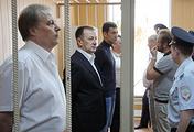 Константин Лапшин, Александр Елькин и Николай Рябых