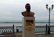 Памятник Сталину в Сургуте