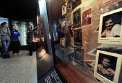 Посетители Музея еврейского сопротивления