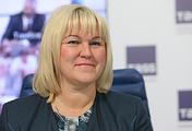 Заместитель министра спорта РФ Марина Томилова