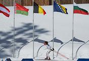 Соревнования по биатлону на Всемирных военных играх в Сочи