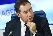 Председатель правления МСП Банка Дмитрий Голованов