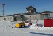 Аэропорт в селе Хатанга