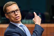 Бывший премьер-министр Финляндии Александер Стубб