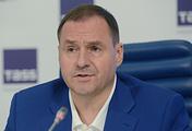 Президент Всероссийской федерации гребли на байдарках и каноэ Евгений Архипов