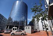 Здание национального центра управления в кризисных ситуациях МЧС России