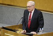Заместитель министра иностранных дел РФ Сергей Рябков