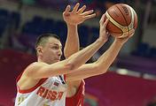 Игрок сборной России Виталий Фридзон