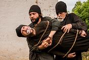 """Кадр из фильма """"Монах и бес"""", режиссер Николай Досталь, 2016 год"""