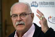 Председатель Союза кинематографистов России, режиссер Никита Михалков