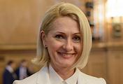 Руководитель Федеральной службы государственной регистрации, кадастра и картографии Виктория Абрамченко