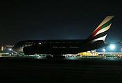 Airbus A380 авиакомпании Emirates