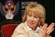 """Генеральный директор фестиваля """"Золотая маска"""" Мария Ревякина"""
