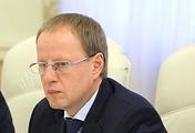 И.о. главы правительства Красноярского края Виктор Томенко