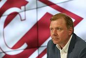 """Генеральный менеджер хоккейного клуба """"Спартак"""" Алексей Жамнов"""