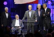 Джимми Картер, Джордж Буш - старший, Джордж Буш - младший, Билл Клинтон, Барак Обама