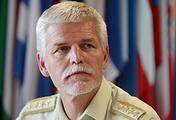 Председатель Военного комитета НАТО чешский генерал Петр Павел