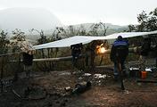 Ремонтные работы на газораспределительной станции, где произошел взрыв, в поселке Виноградное городского округа Алушта