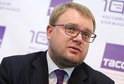 Вице-премьер крымского правительства Дмитрий Полонский