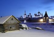 Спасо-Преображенский Соловецкий ставропигиальный монастырь