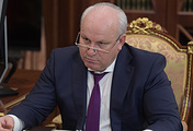 Глава Республики Хакасия Виктор Зимин