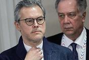 Скрипач Вадим Репин (на первом плане)