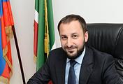 Министр энергетики и промышленности Чечни Муслим Байтазиев