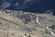 Дигорское ущелье Северной Осетии