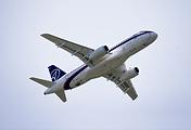 Самолет Sukhoi Superjet-100