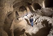Храм идумеев, обнаруженный на армейской тренировочной базе в округе Лахиш в Израиле