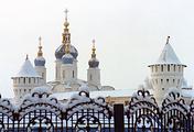 Софийско-Успенский собор Тобольского кремля