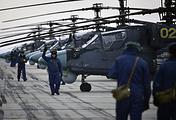 """Боевые разведывательно-ударные вертолеты Ка-52 """"Аллигатор"""""""