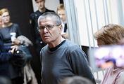 Алексей Улюкаев перед оглашением приговора в Замоскворецком суде