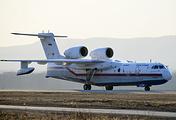 Самолет-амфибия Бе-200 МЧС РФ