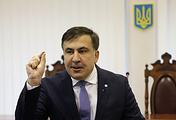 """Лидер партии """"Движение новых сил"""" Михаил Саакашвили"""