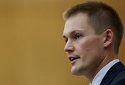Заместитель председателя комитета Государственной думы по государственному строительству и законодательству Александр Грибов