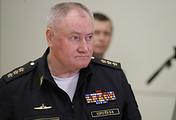 Главком ВМФ России Владимир Королев