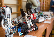 Выставка моделей и изобретений школьников в Благовещенске