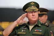 Начальник инженерных войск Вооруженных сил РФ генерал-лейтенант Юрий Ставицкий