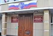 Здание Советского районого суда Махачкалы